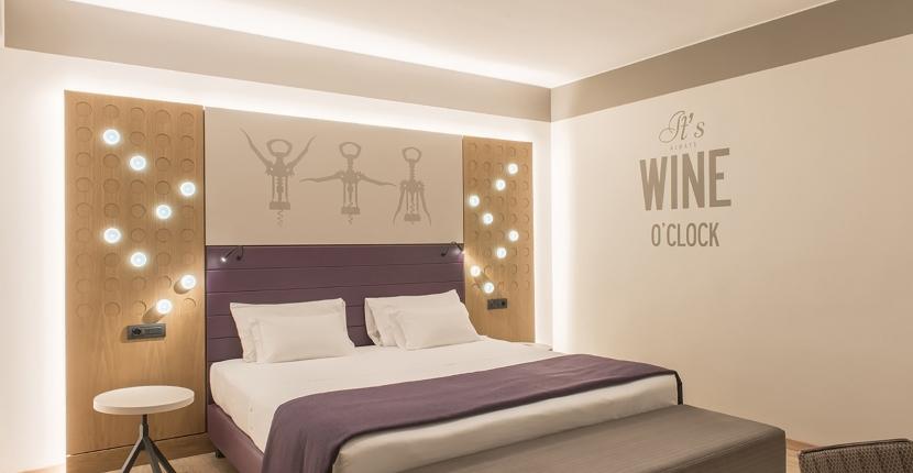 BW Plus Soave Hotel propone camere ampie, comfortevoli e di design