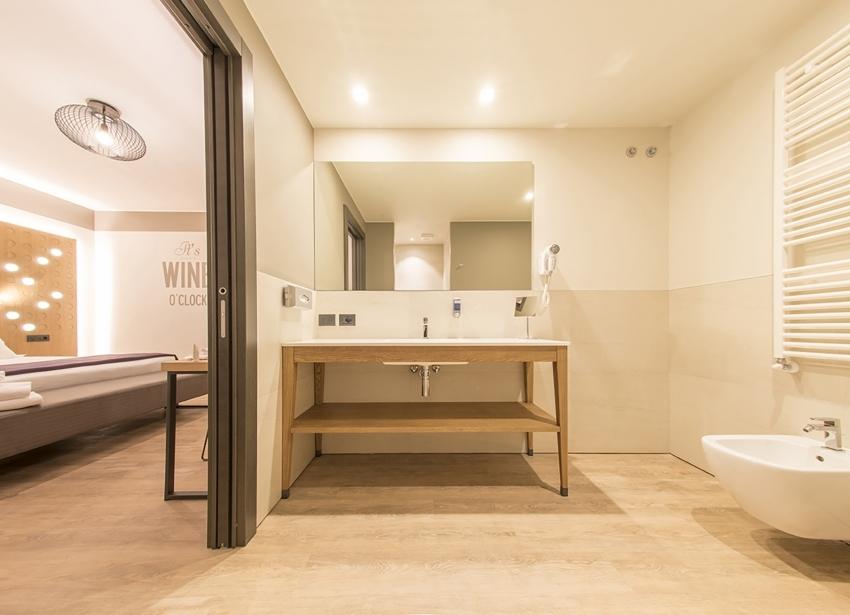Ampiezza e comodità - Scegli le camere di Soave Hotel