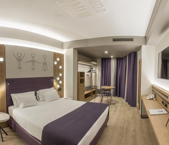 Comfort vicino a Verona: camere Soave Hotel