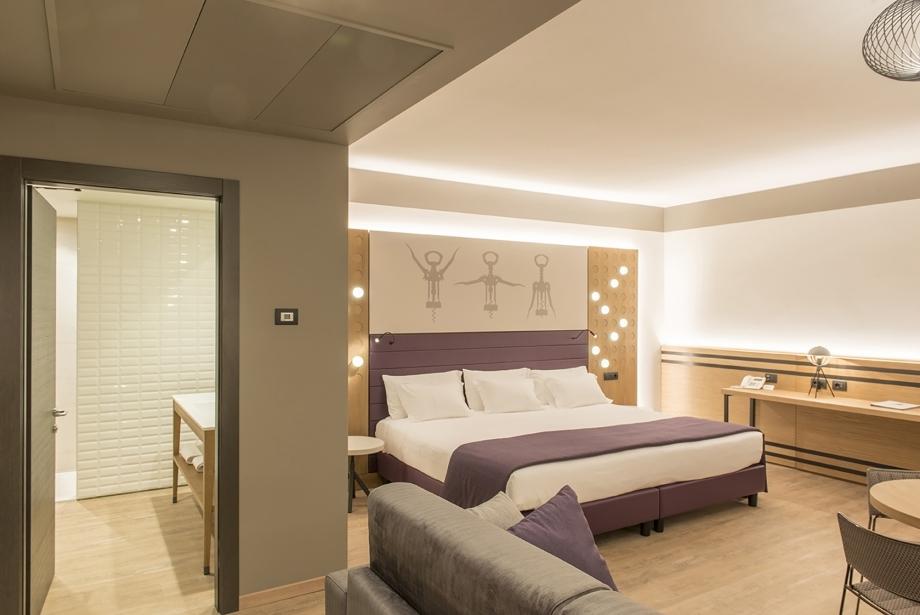 Hotel 3 stelle vicino a Verona: camere Soave Hotel