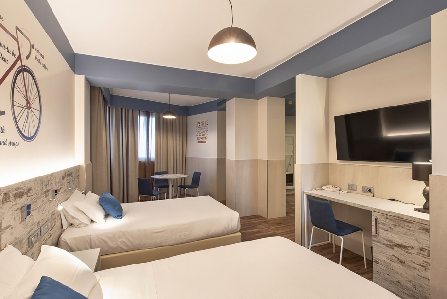 Camere comfort al BW Plus Soave Hotel