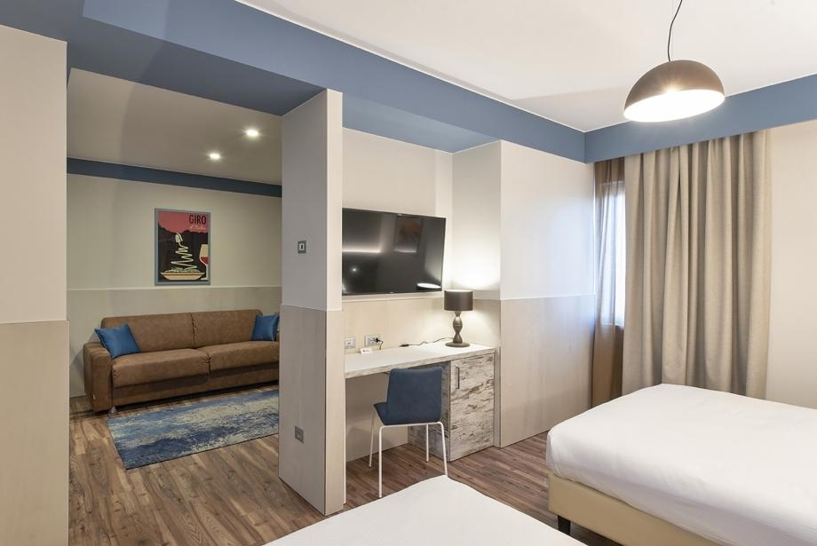 Hotel a San Bonifacio con camere comfort