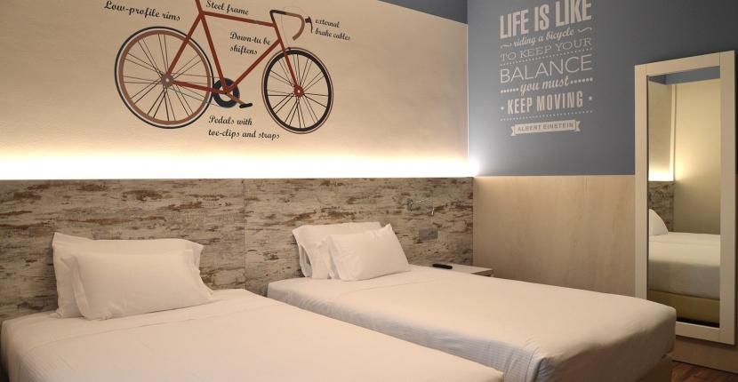 Camere a San Bonifacio vicino Verona - Soave Hotel