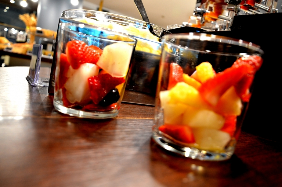 Soave Hotel proposes always fresh products for your breakfast