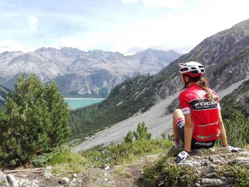 Discover our bike hotel near Verona