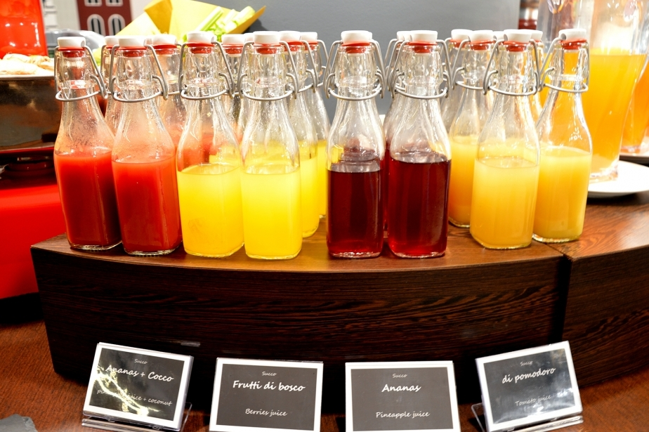 BW Plus Soave Hotel proposes only fresh products