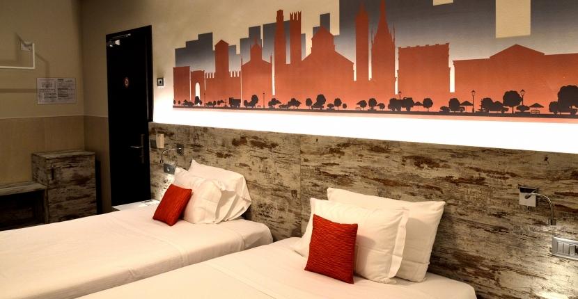 Stile e modernità nelle camere del nostro hotel a San Bonifacio