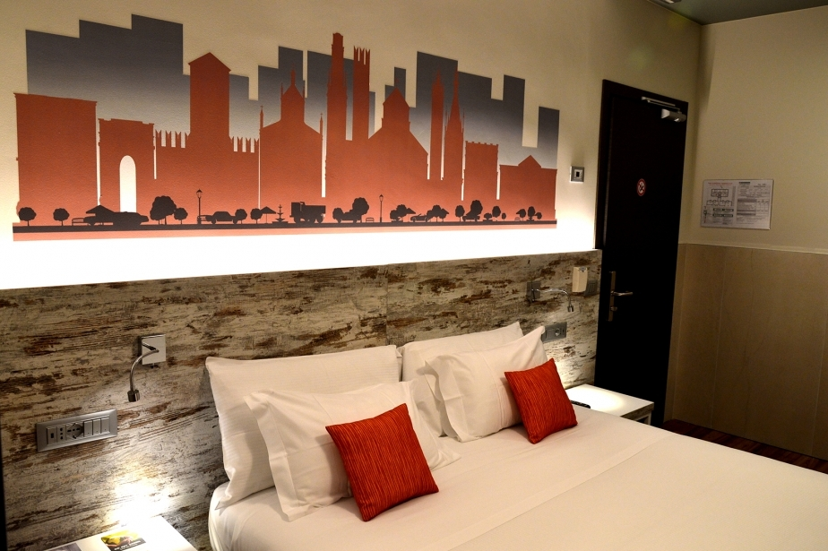 Comfort and services. choose the rooms of the BW Plus Soave Hotel