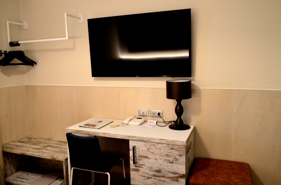 Discover the services of the Standard Urban Rooms in San Bonifacio