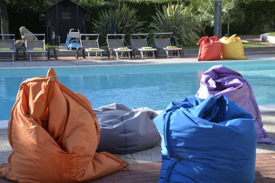 Soave Hotel with pool in San Bonifacio