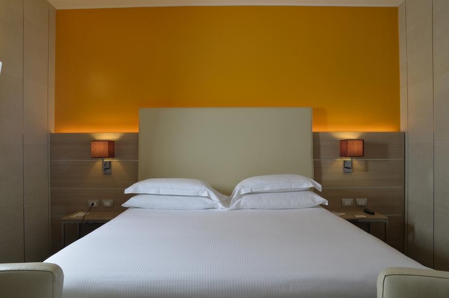 Comodità nelle camere del BW Plus Soave Hotel