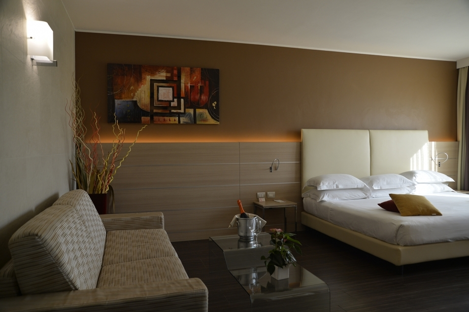 Zona relax on divanetto - Camere Soave Hotel