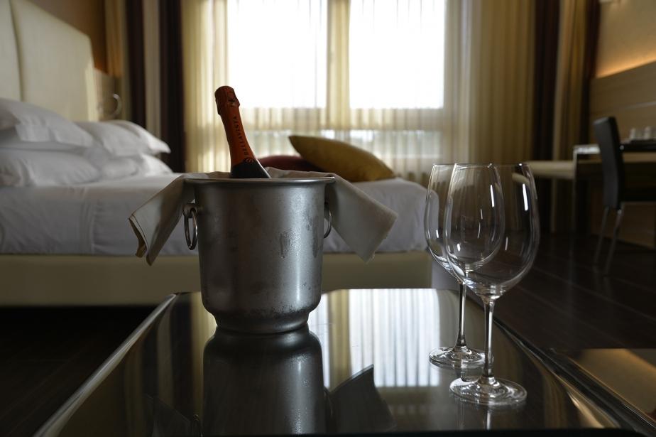 Goditi la tua vacanza a San Bonifacio nelle camere di Soave Hotel